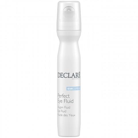DECLARE Восстанавливающий гель для кожи вокруг глаз с массажным эффектом (ролик) | Perfect Eye Fluid