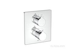 INSIGNIA Смеситель термостатический для душа скрытого монтажа (для установки с RocaBox A525869403) Roca 5A2C3AC00 фото