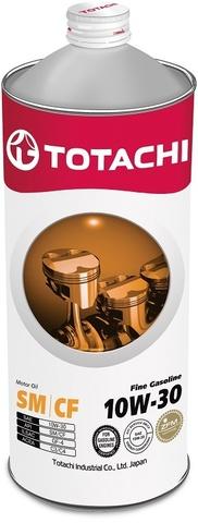 Fine Gasoline 10W-30 TOTACHI масло моторное минеральное (1 Литр)