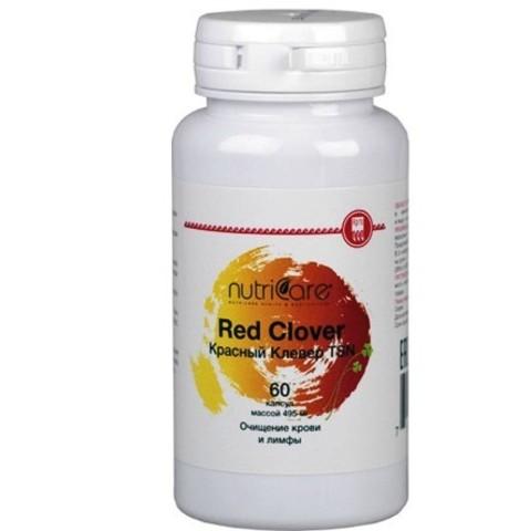 Красный клевер, капсулы, 60шт