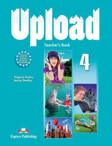upload 4 teacher's book - книга для учителя