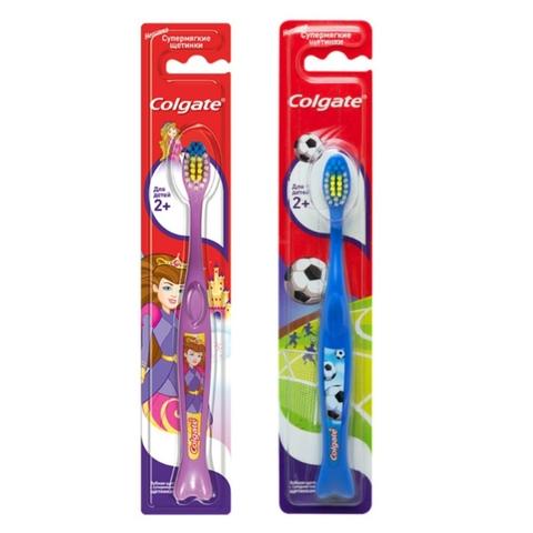 Зубная щетка COLGATE 2+ ВЬЕТНАМ