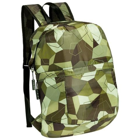Gekko Foldable Backpack, khaki