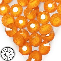 Купить неоновые термостразы ярко-оранжевые Neon Orange