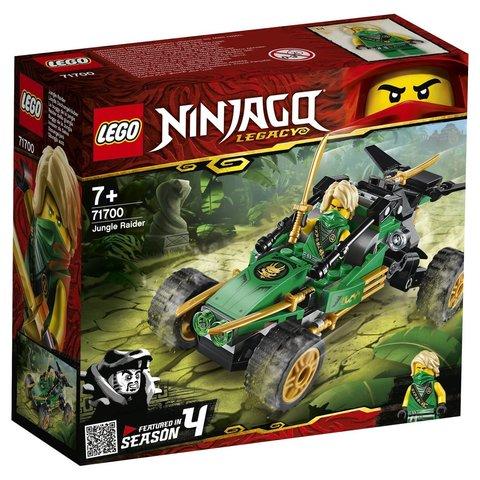 Lego konstruktor  Jungle Raider
