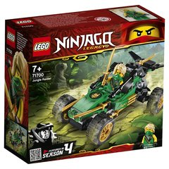 Lego konstruktor Ninjago Jungle Raider