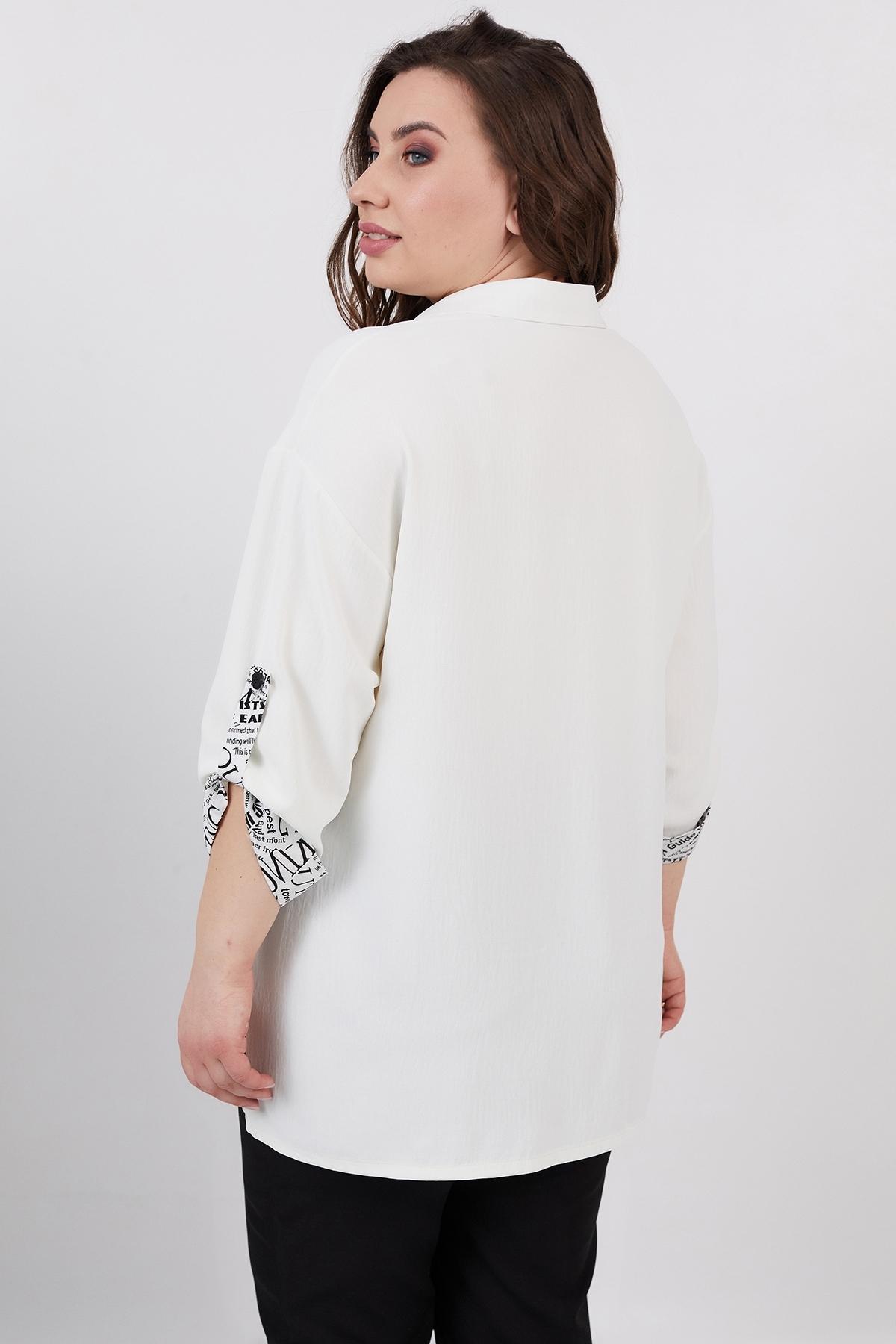 Рубашка Тітонія (молочний)