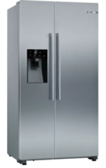 Холодильник свободностоящий side-by-side Bosch Serie | 4 KAI93VL30R фото