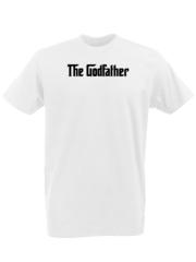 Футболка с принтом Крёстный отец (The Godfather) белая 0001