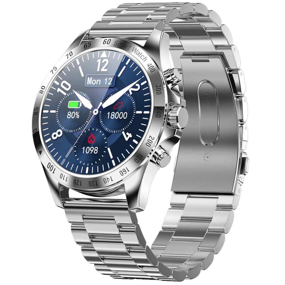 Смарт часы и браслеты Смарт часы KingWear LW09 Metal с пульсоксиметром и фитнес трекером KingWear_LW09__5_.jpg