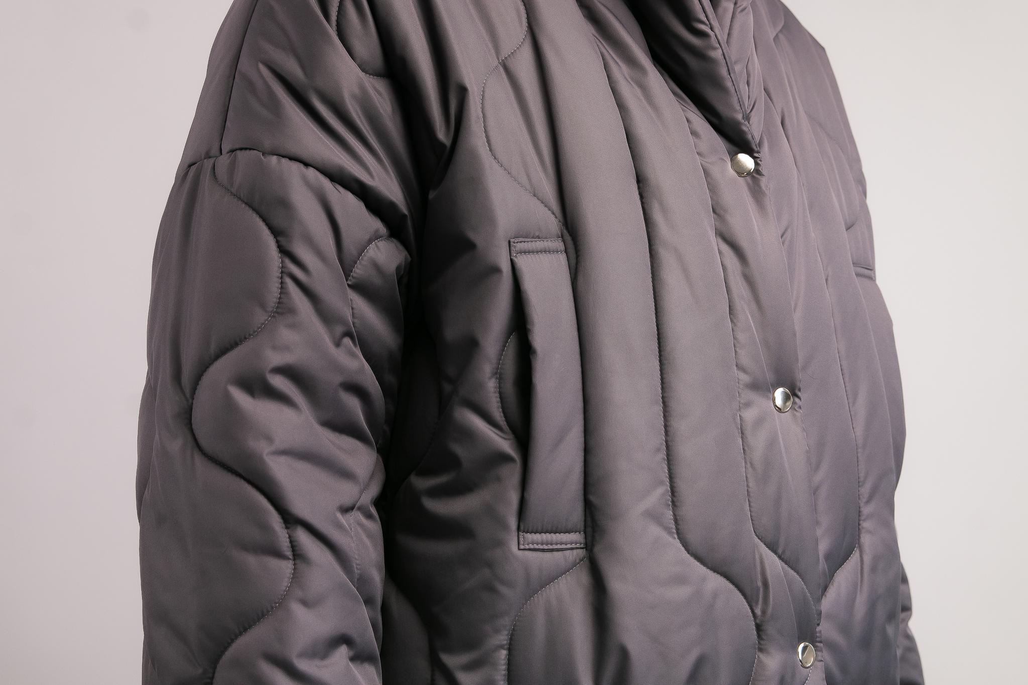 "Пальто утеплённое ""VOLNY"""