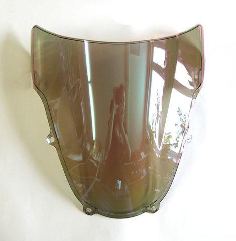 Ветровое стекло для Suzuki GSX-R 600/750 01-03 иридиевое