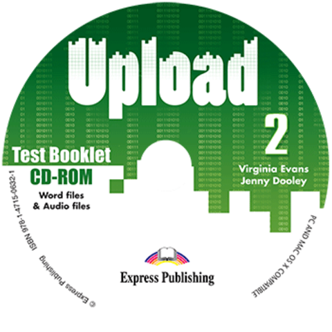 Upload 2. Test Booklet CD-ROM