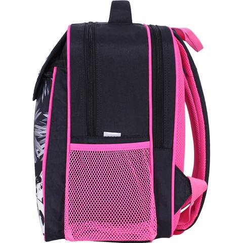 Рюкзак школьный Bagland Отличник 20 л. черный 881 (0058070)