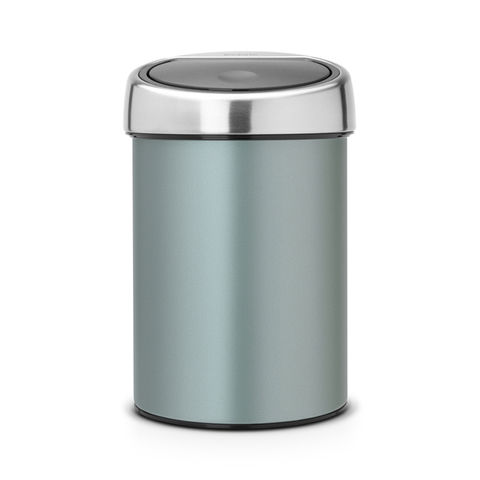 Мусорный бак Touch Bin (3 л), артикул 364402, производитель - Brabantia
