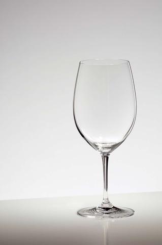 Набор из 2-х бокалов для вина Cabernet Sauvignon/Merlot (Bordeaux) 610 мл, артикул 6416/0. Серия Vinum