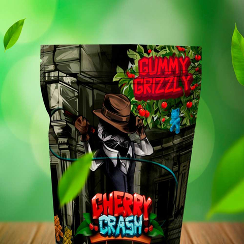 Gummy Grizzly by Cherry Crash 75мл