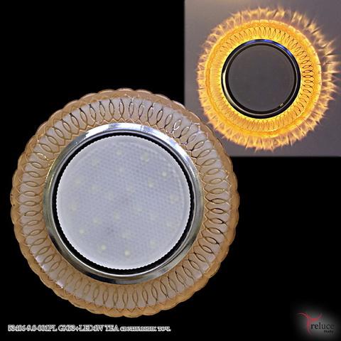 53406-9.0-001PL GX53+LED4W TEA светильник точ.
