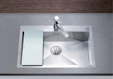 Мойка Blanco Zerox 400-IF/A зеркальная полировка