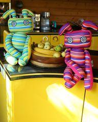 Подушка-игрушка антистресс Gekoko «Инопланетный гость» 4