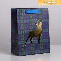 Пакет ламинированный вертикальный «Стильный», MS 18 × 23 × 10 см, 1 шт.