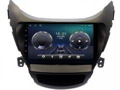 Магнитола для Hyundai Elantra/Avante (11-13) Android 10 6/128GB IPS DSP 4G модель CB-3141TS10