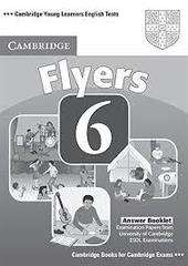 C Young Learners Eng Tests 6 Flyers  Ans Booklet