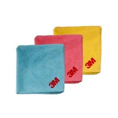3М Мягкая салфетка голубая для  пасты Ультрафина