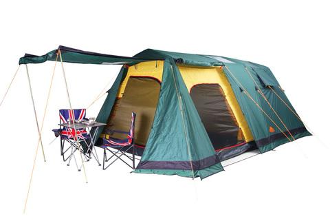 Кемпинговая палатка Alexika Victoria 10
