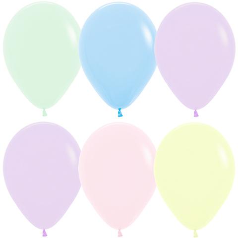 Латексный воздушный шар, макарунс