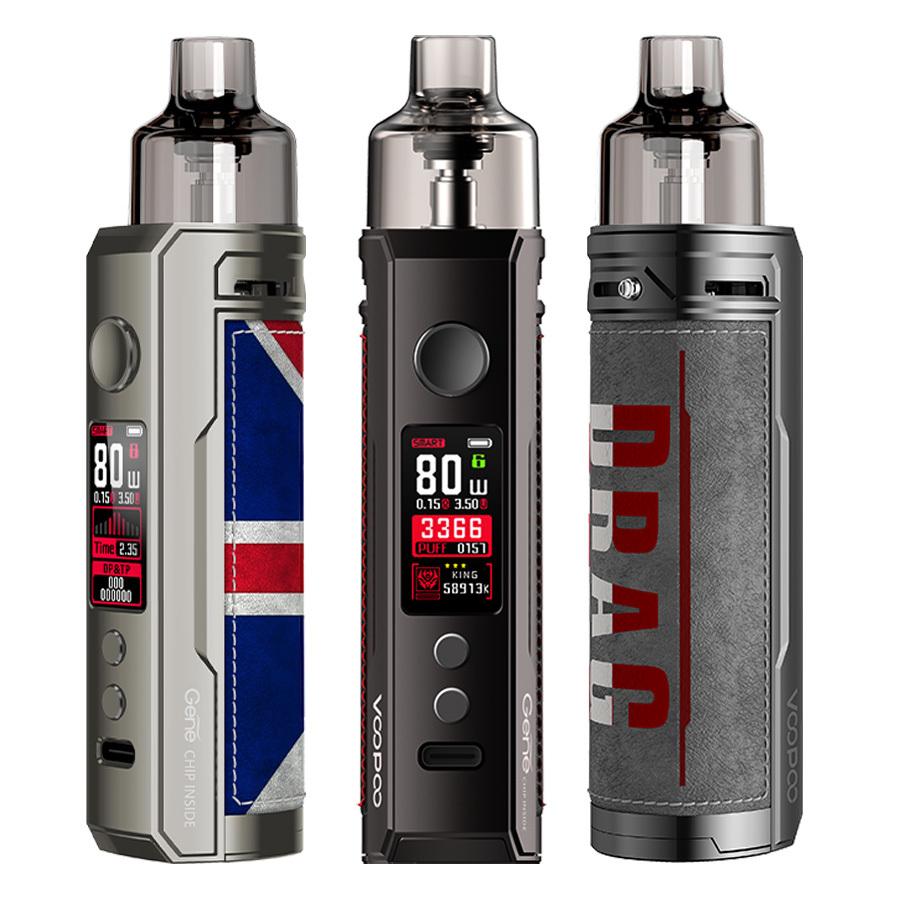 VOOPOO DRAG X Kit - Limited Edition   80W - купить по 19 900 ₸   PARAVAPE Vape Shop - 19 900 ₸