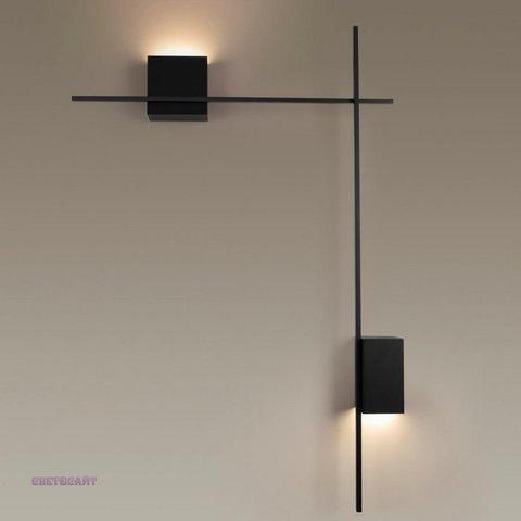 Настенный светодиодный светильник 4241/20WL серии BONDI