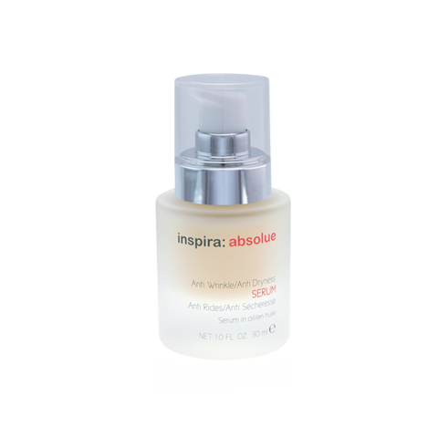 INSPIRA Сыворотка с липосомами против морщин для восстановления сухой и обезвоженной кожи | Anti Wrinkle/Anti Dryness Serum