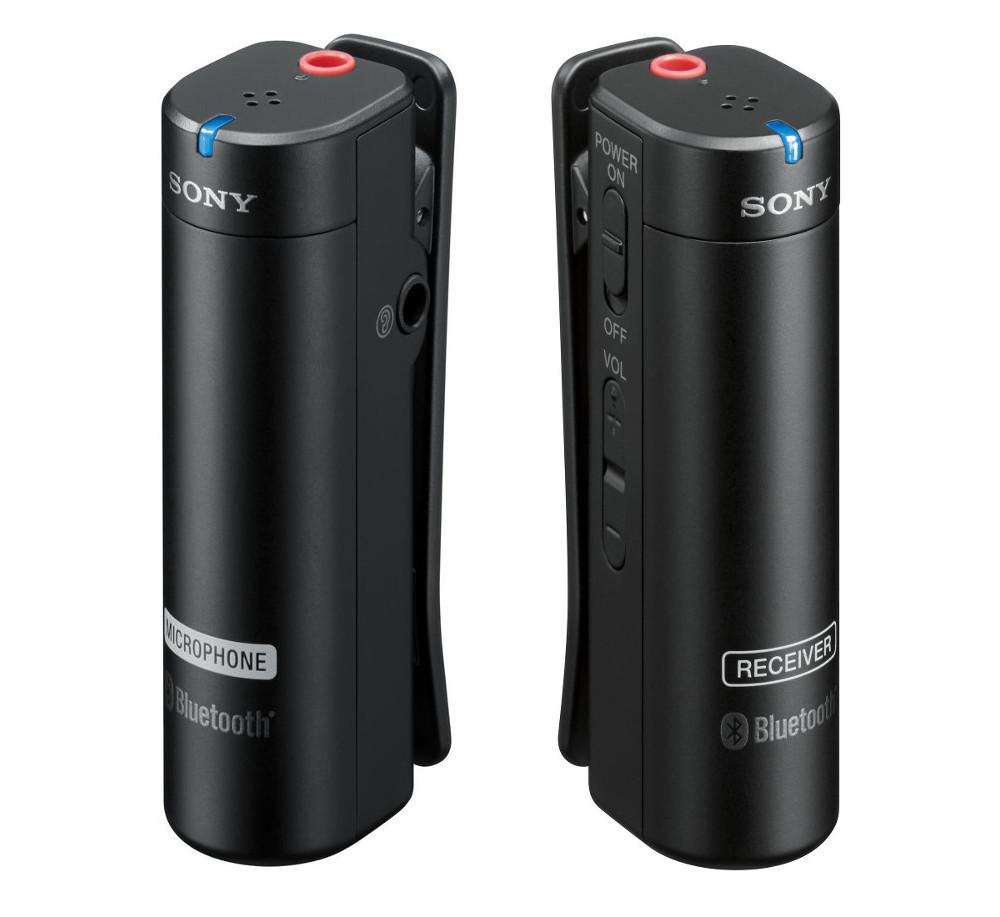 ECM-AW4 беспроводной bluetooth микрофон Sony