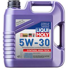 9076 LiquiMoly Синт.мот.масло Synthoil High Tech  5W-30 SM/CF;C3 (4л)