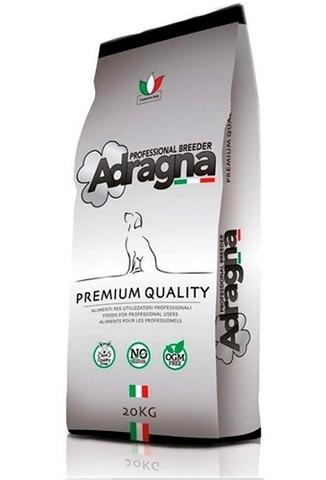 Корм Адрагна для щенков собак с Курицей Adragna Breeder Premium Puppy & Junior (20 кг)