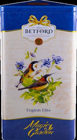 Чай черный Betford Magic garden Английский элитный, 300 г