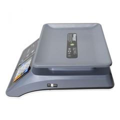 Весы торговые настольные Mertech M-ER 321AC-15.2 Margo, 15кг, 2гр, 330х230, с поверкой, без стойки