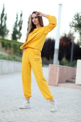 Спортивный костюм желтого цвета женский nadya