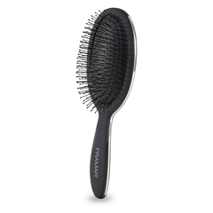 Framar Detangle Brush - Black To The Future | Распутывающая щетка для волос «Снова в черном» фото 2