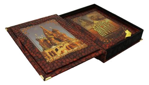 Москва, соборы, монастыри и церкви.