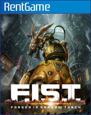 F.I.S.T.: Forged In Shadow Torch PS4 | PS5