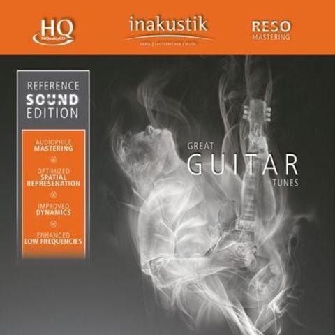 Inakustik CD, Great Guitar Tunes, 0167504