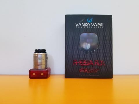 Дрипка Phobia V2 RDA by Vandy Vape