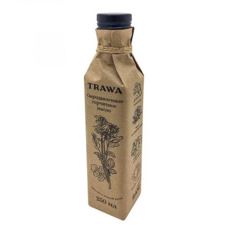 Масло сыродавл горчичное TRAWA 250мл