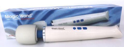 Беспроводной вибромассажер Magic Wand Rechargeable