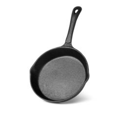 4093 FISSMAN Сковорода чугунная 20 см