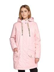 Детская куртка alpex км1166 (Светло-розовый)
