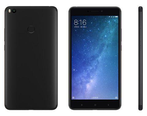 Xiaomi Mi Max 2 4GB/64GB Black EU