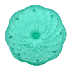 Форма из силикона «Хризантема» 20х8 см